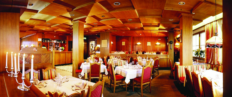 Hotel Austria, Niederau, The Wildschönau Valley, Austria - Restaurant.JPG